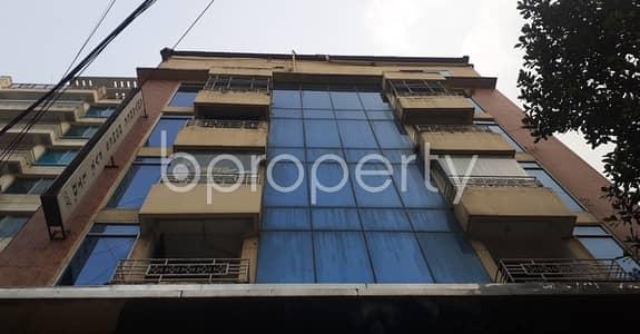 ভাড়ার জন্য এর অফিস - বসুন্ধরা আর-এ, ঢাকা - 1444 Square Feet Commercial Office Space Available In Bashundhara -Block A Is Up For Rent.