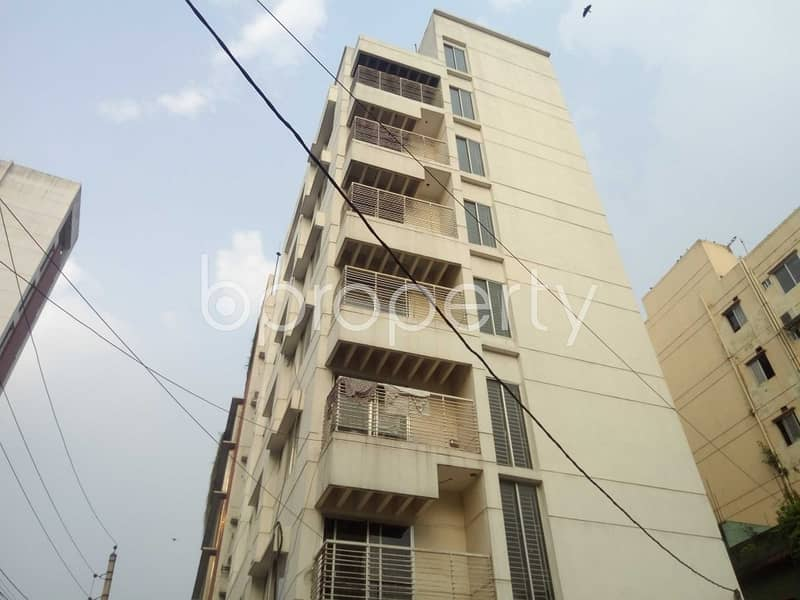 This Very New Nice Flat Of 1525 Sq Ft Is Up For Sale In Sector 10, Uttara