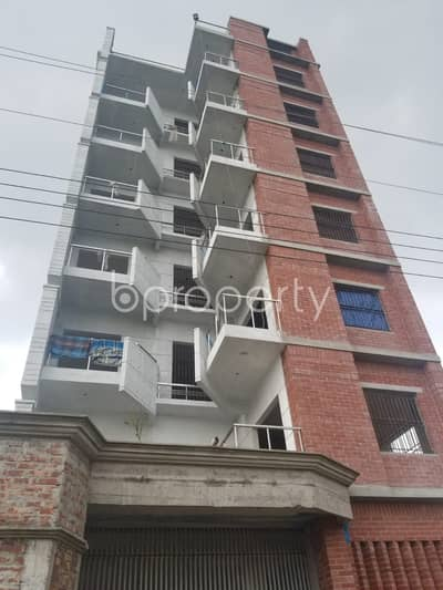 18 Bedroom Building for Sale in Uttara, Dhaka - Front view