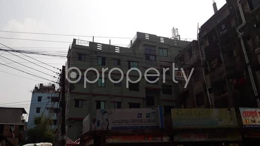 2 Bedroom Apartment for Rent in Halishahar, Chattogram - Well Fitted Flat Is Here Available For Rental Purpose Covering 800 Sq Ft Space In Halishahar