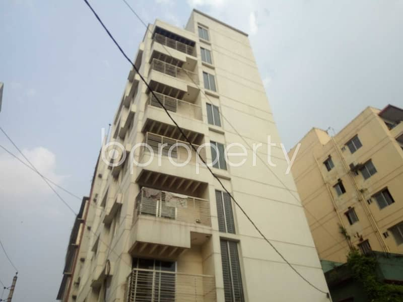 Built With Modern Amenities, Check This 1525 Sq Ft Flat For Sale At Sector 10, Uttara Close To International University Business