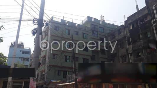 2 Bedroom Apartment for Rent in Halishahar, Chattogram - In The Convenient Location Of Halishahar, A Lovely Flat Of 800 Sq Ft Is Up For Rent