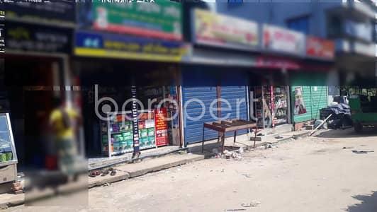 ভাড়ার জন্য এর দোকান - হালিশহর, চিটাগাং - This Vacant Shop Of 100 Sq Ft Is For Rent In 26 No. North Halishahar Ward