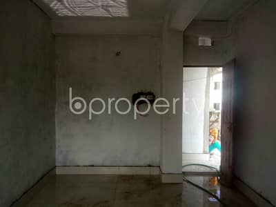 1 Bedroom Apartment for Rent in Halishahar, Chattogram - An Apartment Is Ready For Rent At Halishahar , Near Barister Sultan Ahamed Chowdhury Degree College