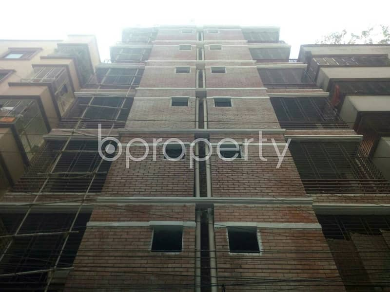 Take A Look Of This 900 Sq Ft Wonderful Flat For Sale In South Baridhara Residential Area