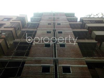 বিক্রয়ের জন্য BAYUT_ONLYএর ফ্ল্যাট - বাড্ডা, ঢাকা - The Suitable Home To Reside With Your Family Is All Set For You To Buy