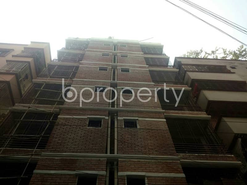 Observe This Flat Of 1800 Sq Ft With A Modern Interior To Buy In South Baridhara Residential Area