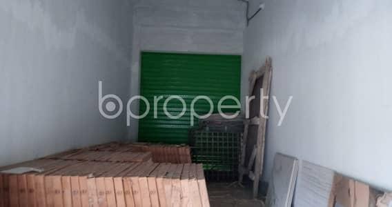 ভাড়ার জন্য এর দোকান - বায়েজিদ, চিটাগাং - 100 Sq Ft Commercial Shop Is Awaiting For You To Rent At Bayazid