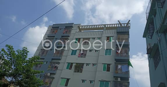 ভাড়ার জন্য BAYUT_ONLYএর ফ্ল্যাট - ৭ নং পশ্চিম ষোলশহর ওয়ার্ড, চিটাগাং - This 950 Sq Ft Apartment Is Now Available In 7 No. West Sholoshohor Ward With A Suitable Price For Rent