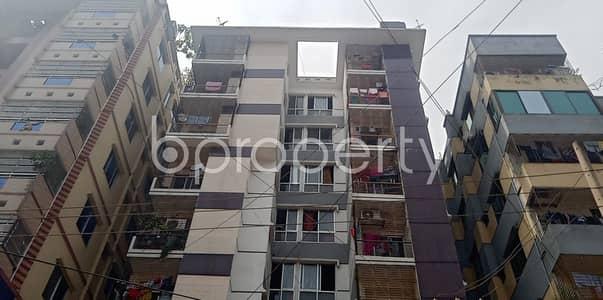3 Bedroom Flat for Sale in Banasree, Dhaka - 1222 Sq Ft Ready Flat For Sale In Banasree