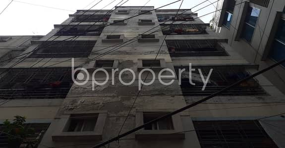 3 Bedroom Flat for Rent in Kathalbagan, Dhaka - Make Your Dream Of Owning A Decent 1244 Sq. Ft Apartment Close To Kathalbagan Baitun Noor Jame Masjid In The Downtown To Count.