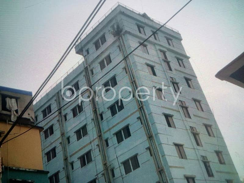 Relax In This Apartment Of 600 Sq Ft For Rent In Halishahar