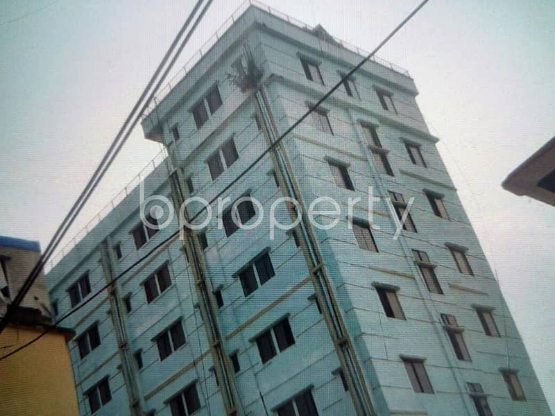 At 38 No. South Middle Halishahar, This 1 Bedroom Home Is Up For Rent