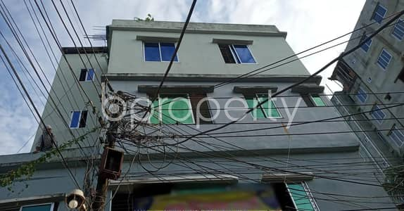 2 Bedroom Flat for Rent in 11 No. South Kattali Ward, Chattogram - To Secure Your Better State Of Living, Consider Renting This 700 Sq Ft Apartment In 11 No. South Kattali Ward