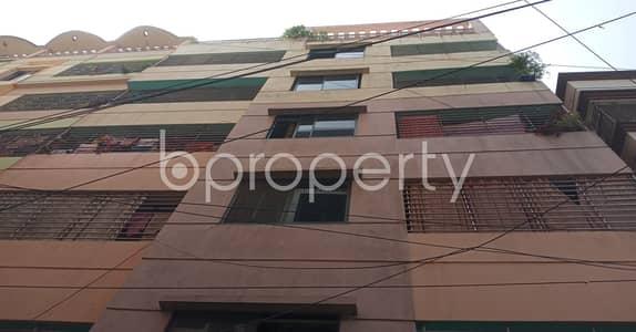 ভাড়ার জন্য BAYUT_ONLYএর ফ্ল্যাট - মুরাদপুর, চিটাগাং - Properly Constructed Flat Of 1100 Sq Ft Is Vacant For Rent In Golap Housing Society, Muradpur