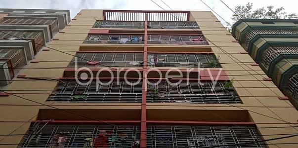 বিক্রয়ের জন্য BAYUT_ONLYএর ফ্ল্যাট - বনশ্রী, ঢাকা - Create Beautiful Home Memories With Your Family In This 1100 Sq Ft Ready Flat For Sale, In South Banasree Project