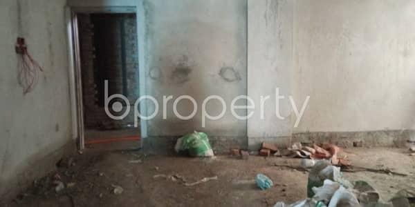 বিক্রয়ের জন্য BAYUT_ONLYএর ফ্ল্যাট - সুত্রাপুর, ঢাকা - Worthy 1305 Sq Ft Residence Is For Sale At Tikatuli