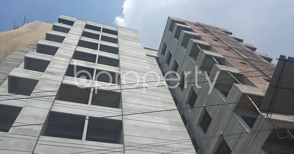 3 Bedroom Apartment for Sale in Badda, Dhaka - See This Comfortable 1600 Sq. Ft Flat Is Available For Sale In Khilbari Tek Road. And This Is Just What You Are Looking For In A Home!