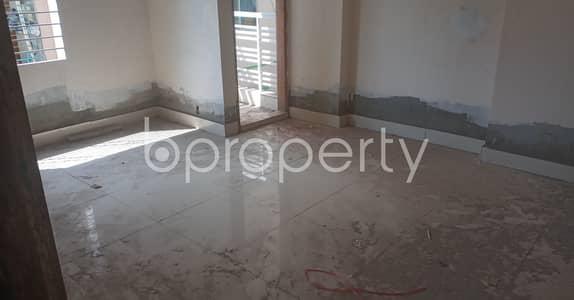বিক্রয়ের জন্য BAYUT_ONLYএর ফ্ল্যাট - বাড্ডা, ঢাকা - This 1020 Sq. Ft. Flat Is Up For Sale Near By Cambrian School & College At Shahjadpur.