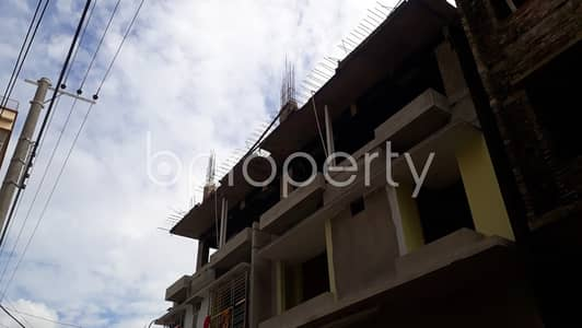 2 Bedroom Apartment for Rent in Halishahar, Chattogram - 1000 Sq Ft Budget Friendly Flat Is Up For Rent In Block A, Halishahar Housing Estate