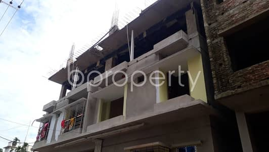 2 Bedroom Flat for Rent in Halishahar, Chattogram - Available For Rental Purpose, This 650 Sq Ft Apartment In 26 No. North Halishahar Ward