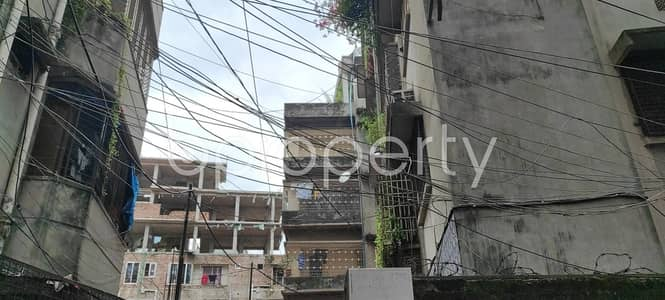 2 Bedroom Flat for Rent in Shahjahanpur, Dhaka - At North Shahjahanpur, 650 Sq Ft Apartment Is Up For Rent Near Shahjahanpur Jheelpar Field