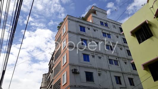 2 Bedroom Flat for Rent in Halishahar, Chattogram - In The Location Of Halishahar An Adequate House Is For Rent Near By Baitul Moajjam Jame Mosque