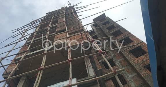 বিক্রয়ের জন্য BAYUT_ONLYএর ফ্ল্যাট - ডাবল মুরিং, চিটাগাং - Available At 28 No. Pathantooly Ward A 1230 Sq. Ft Residential Apartment For Sale