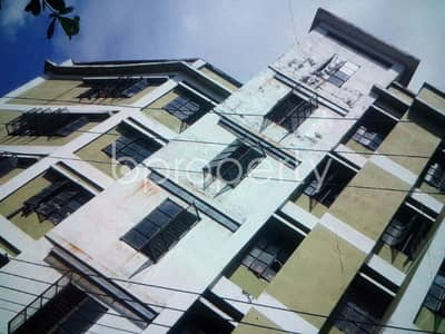 1 Bedroom Apartment for Rent in Halishahar, Chattogram - Lovely Apartment Covering An Area Of 520 Sq Ft Is Up For Rent In Eshan Mistry Hat, Bandartila