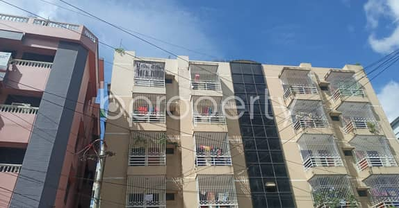 3 Bedroom Flat for Rent in 15 No. Bagmoniram Ward, Chattogram - An Adequate And Cozy 1500 Square Feet Flat Is Ready For Rent At Mehidibag , Near Max Hospital & Diagnostic Ltd.