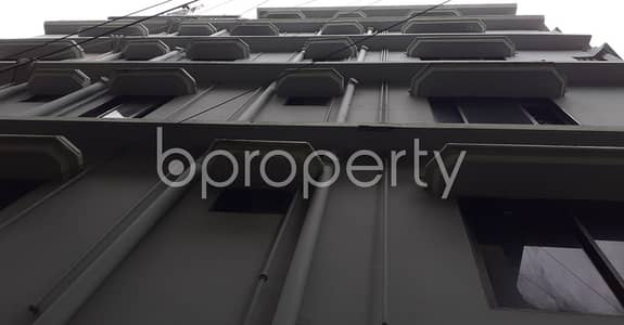 2 Bedroom Apartment for Rent in 9 No. North Pahartali Ward, Chattogram - 750 Sq Ft Flat For Rent In 9 No. North Pahartali Ward, Foys Lake With A Friendly Neighborhood