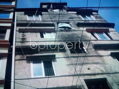 1 Bedroom Apartment for Rent in Halishahar, Chattogram - Ready For Move In! Check This 460 Sq. ft Home Which Is Up For Rent In 2 No. Mailer Matha, Bandartila .