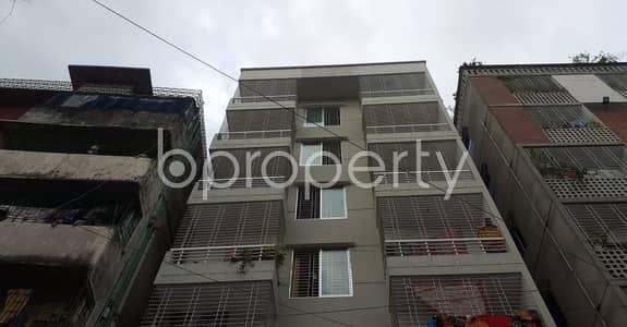 ভাড়ার জন্য BAYUT_ONLYএর অ্যাপার্টমেন্ট - ধানমন্ডি, ঢাকা - Take A Glimpse Of This 800 Sq Ft Apartment For Rent In A Nice Area Like West Dhanmondi