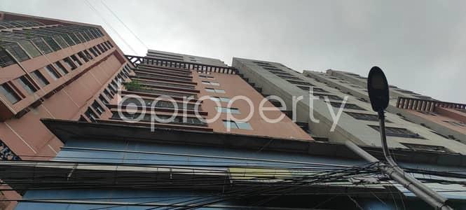 ভাড়ার জন্য BAYUT_ONLYএর ফ্ল্যাট - শান্তিনগর, ঢাকা - Seize The Opportunity To Rent This Fine 1358 Sq Ft Flat In Chamilibag Near Al-Amin Twin Tower