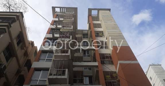 বিক্রয়ের জন্য BAYUT_ONLYএর ফ্ল্যাট - বসুন্ধরা আর-এ, ঢাকা - An Affordable 1475 Sq Ft Home Is Vacant For Sale At Bashundhara R-a