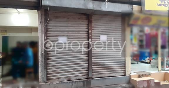 Shop for Rent in Hatirpool, Dhaka - An Appealing Shop With Great Commercial Features Is Up For Rent In Hatirpool