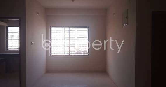 3 Bedroom Apartment for Sale in Mirpur, Dhaka - An Adequate And Cozy 1380 Sq. Ft Flat Is Ready For Sale At North Pirerbag , Near Al Mubarak Mosque