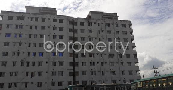 ভাড়ার জন্য BAYUT_ONLYএর ফ্ল্যাট - গাজীপুর সদর উপজেলা, গাজীপুর - This 1280 Sq Ft Flat Is Up For Rent Within Your Affordability, Is Located At Joydebpur Close To Gazipur Central Mosque