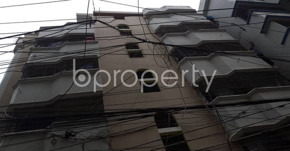 1 Bedroom Flat for Rent in Mirpur, Dhaka - Looking For A Small Family Home To Rent In West Shewrapara, Check This One