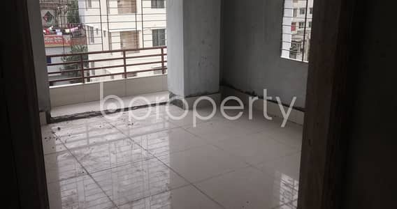 2 Bedroom Apartment for Sale in Mirpur, Dhaka - A well-constructed 900 SQ FT flat is for sale in Pirerbag
