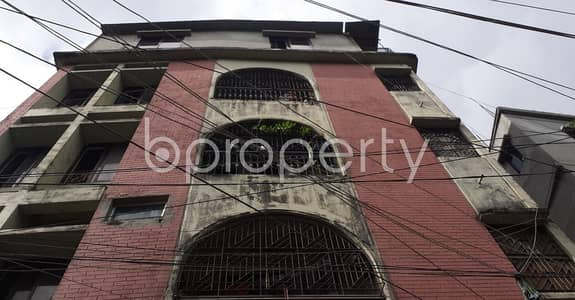 2 Bedroom Flat for Rent in Mirpur, Dhaka - Be Fine In This 600 Square Feet Apartment For Rent, With The Availability Of All Home Features