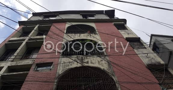 2 Bedroom Apartment for Rent in Mirpur, Dhaka - Get Used To The Nice Home Facilities Of This 600 Square Feet Apartment For Rent In Mirpur, West Shewrapara