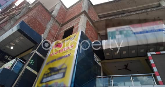 Office for Sale in Bayazid, Chattogram - 200 Sq Ft Commercial Shop With Well-constructed Commercial Facilities Is For Sale At Bayazid