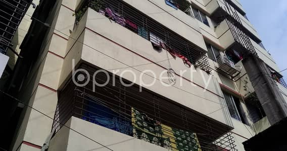 ভাড়ার জন্য BAYUT_ONLYএর অ্যাপার্টমেন্ট - কালাচাঁদপুর, ঢাকা - This 700 sq. ft residence will ensure your good quality of living in West Kalachandpur