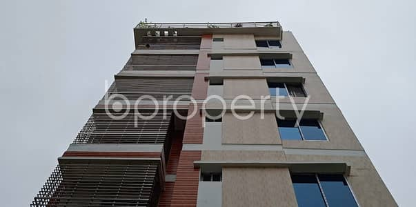 3 Bedroom Apartment for Rent in Aftab Nagar, Dhaka - Notice This 1600 Sq Ft Ready Flat For Rent In Aftab Nagar, Block F
