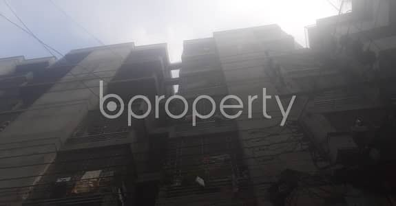 3 Bedroom Apartment for Sale in Badda, Dhaka - To Lead A Peaceful Life, Buy This 950 Sq Ft Apartment In Uttar Badda