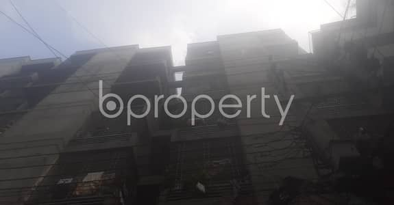 3 Bedroom Flat for Sale in Badda, Dhaka - In Uttar Badda, This 1100 Sq Ft Well Featured Residence Is Waiting For Sale
