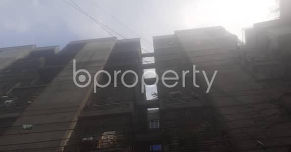 3 Bedroom Apartment for Sale in Badda, Dhaka - Grab A 1050 Sq Ft Flat For Sale At Uttar Badda