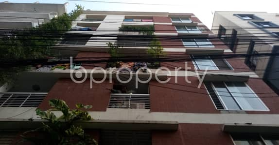 4 Bedroom Flat for Sale in Mirpur, Dhaka - Establish Your Peace In This Nice 2200 Sq Ft Apartment For Sale At Avenue 1, Mirpur Dohs