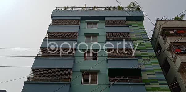 Office for Rent in Banasree, Dhaka - Use This 2000 Sq Ft Rental Property As Your Office Located At South Banasree Project